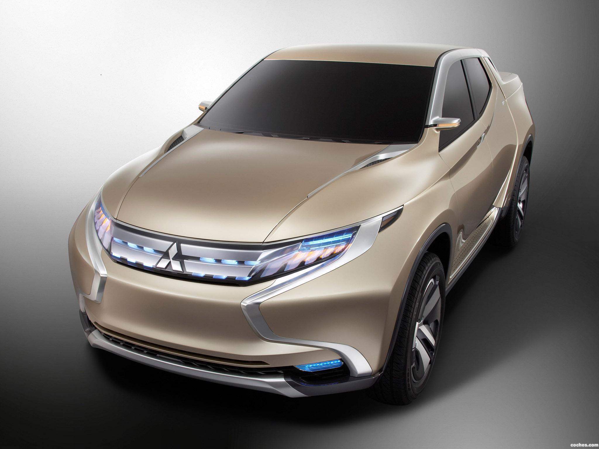 Foto 0 de Mitsubishi GR-HEV Concept 2013