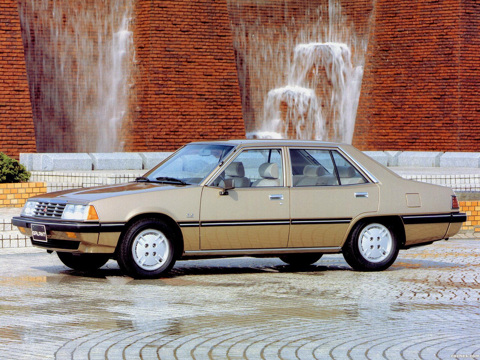 Foto 1 de Mitsubishi Galant 1980