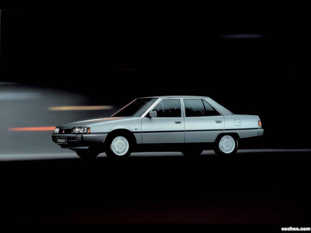 Foto 1 de Mitsubishi Galant 1983