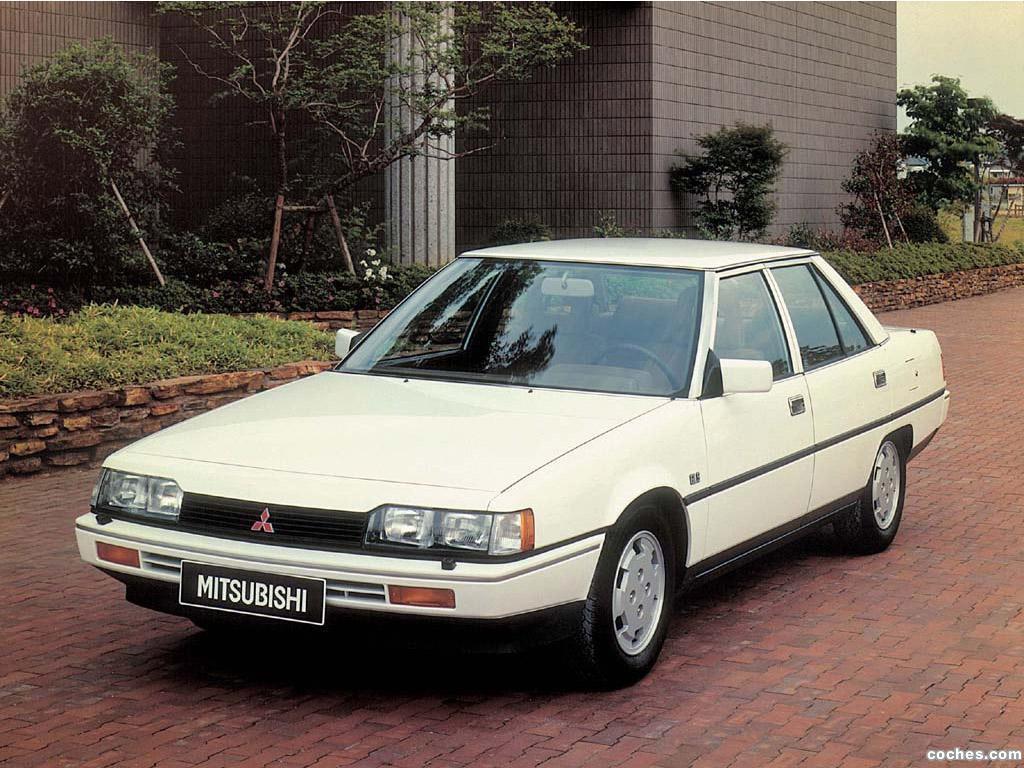 Foto 0 de Mitsubishi Galant 1983
