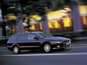Ver foto 3 de Mitsubishi Galant 1996