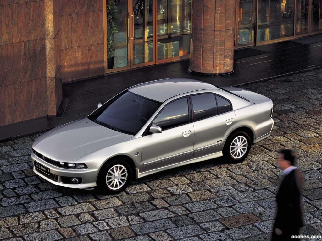 Foto 0 de Mitsubishi Galant 1996