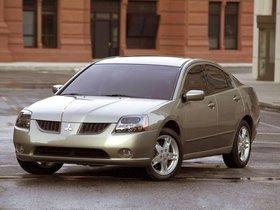 Ver foto 9 de Mitsubishi Galant 2003