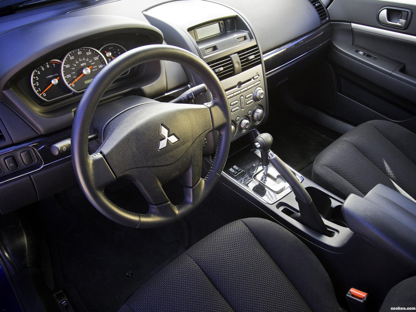 Foto 8 de Mitsubishi Galant 2008