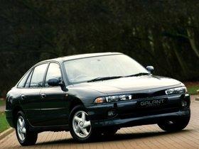 Fotos de Mitsubishi Galant Coupe 1993