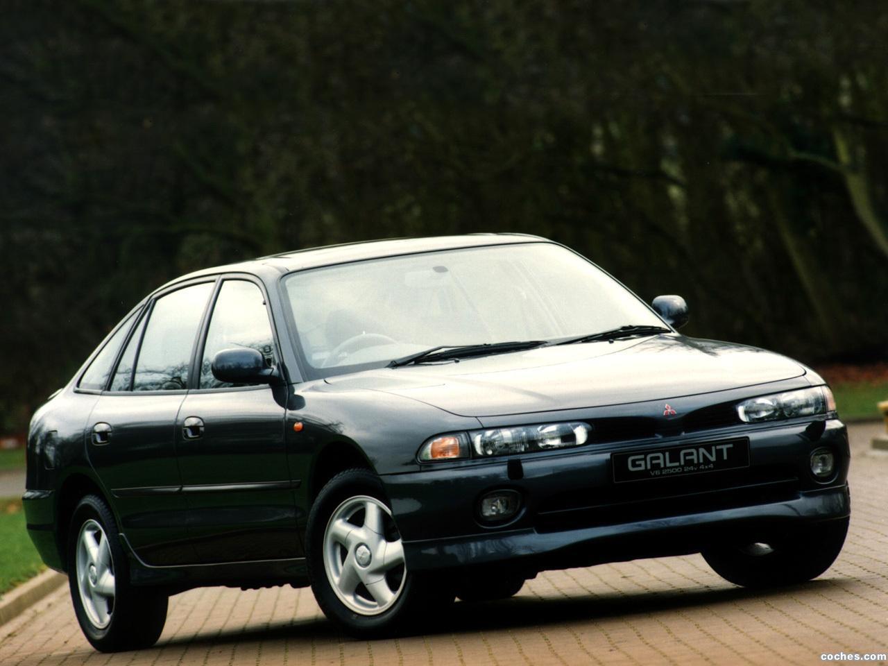 Foto 0 de Mitsubishi Galant Coupe 1993