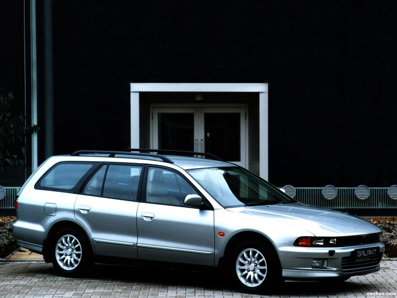 Foto 0 de Mitsubishi Galant Estate 1997