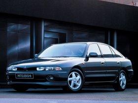 Fotos de Mitsubishi Galant Hatchback 1992