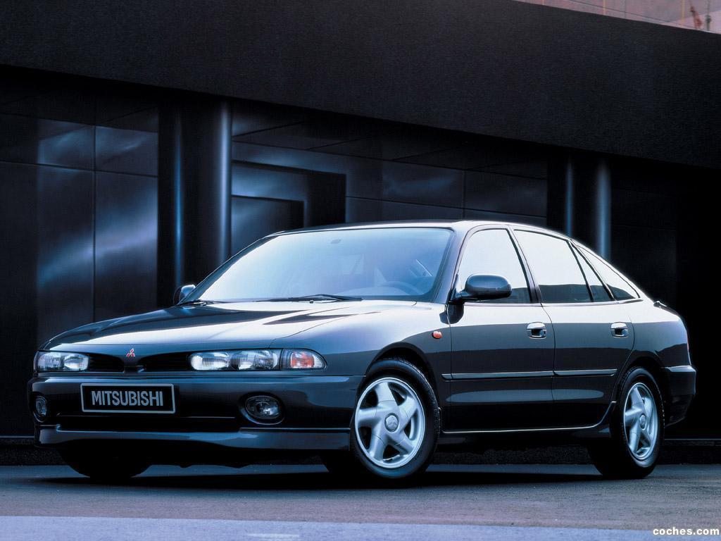 Foto 0 de Mitsubishi Galant Hatchback 1992