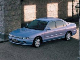 Ver foto 2 de Mitsubishi Galant Sedan 1992