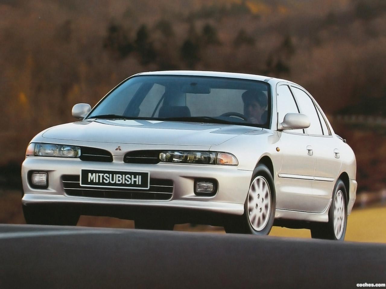 Foto 0 de Mitsubishi Galant Sedan 1992