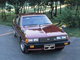 Ver foto 3 de Mitsubishi Galant Sigma 1978