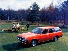 Ver foto 3 de Mitsubishi Galant Sigma Wagon 1977