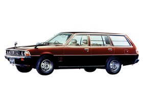 Ver foto 2 de Mitsubishi Galant Sigma Wagon 1977