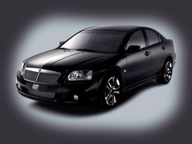 Fotos de Mitsubishi Galant by RPM 2009