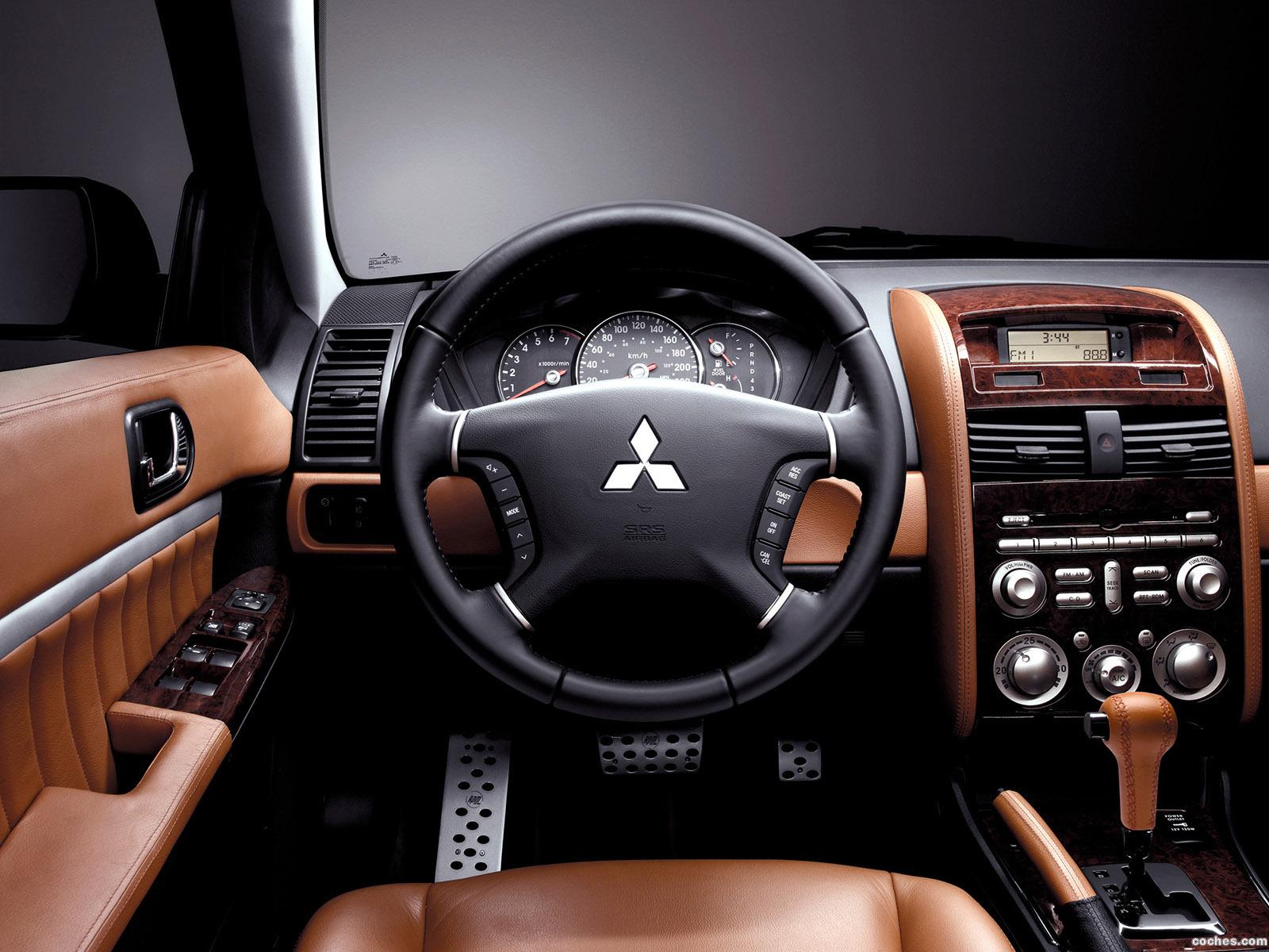 Foto 4 de Mitsubishi Galant by RPM 2009
