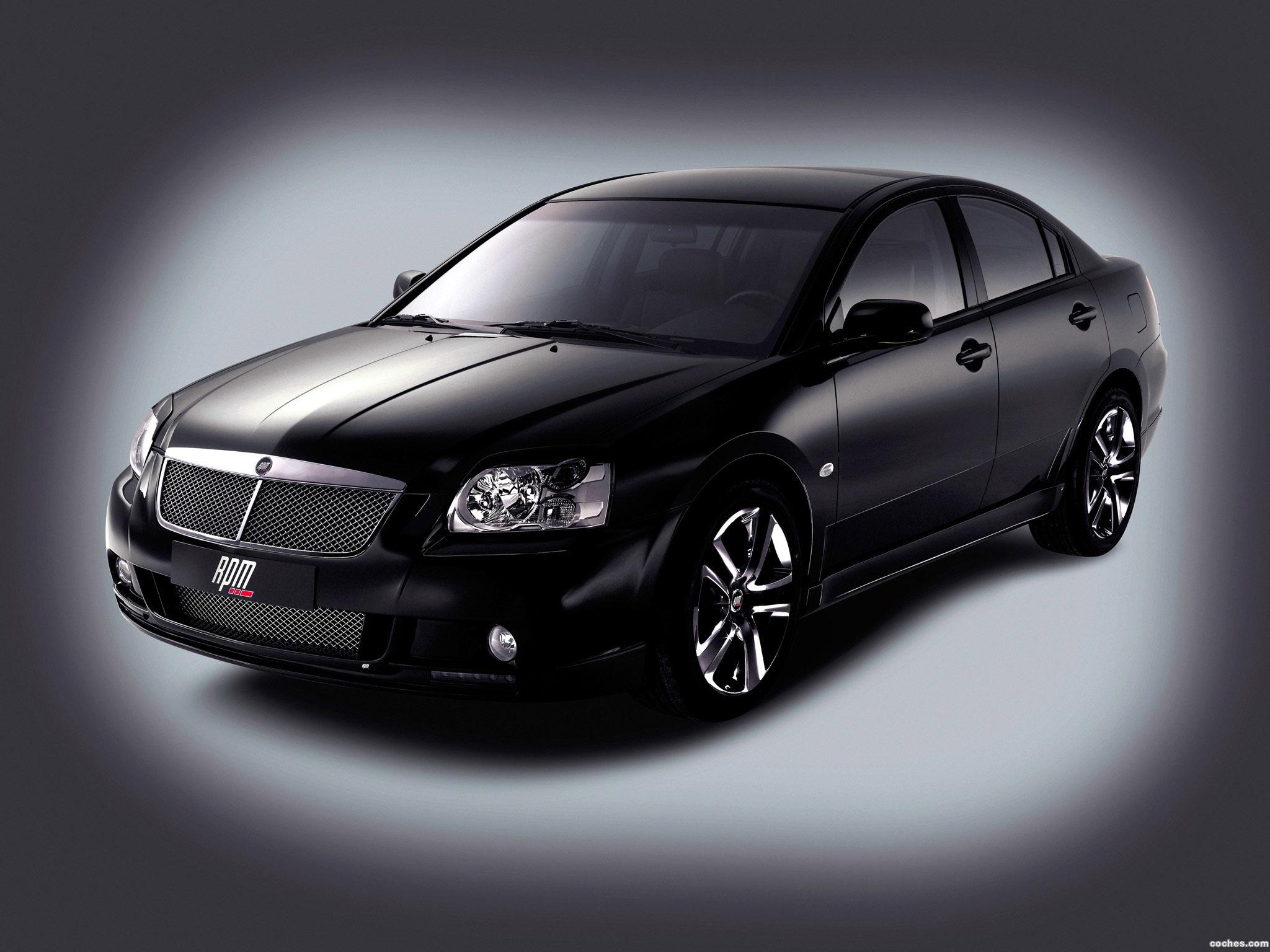 Foto 0 de Mitsubishi Galant by RPM 2009