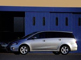 Ver foto 10 de Mitsubishi Grandis 2003
