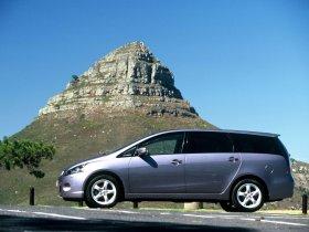 Ver foto 6 de Mitsubishi Grandis 2003