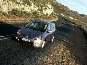 Ver foto 14 de Mitsubishi Grandis 2003