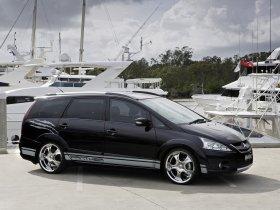 Ver foto 3 de Mitsubishi Grandis Panther Concept 2008