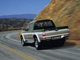 Ver foto 2 de Mitsubishi L200 2003