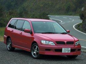 Ver foto 1 de Mitsubishi Lancer Cedia Wagon 2000