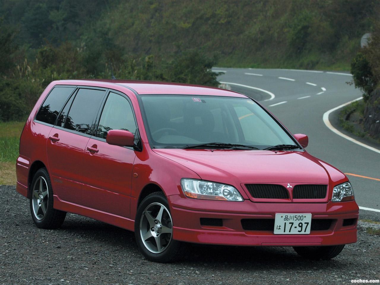 Foto 0 de Mitsubishi Lancer Cedia Wagon 2000