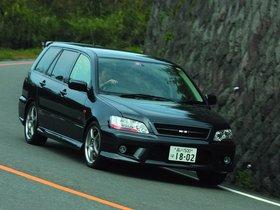 Ver foto 3 de Mitsubishi Lancer Cedia Wagon Ralliart 2000