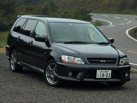 Ver foto 1 de Mitsubishi Lancer Cedia Wagon Ralliart 2000