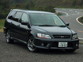 Fotos de Mitsubishi Lancer Cedia Wagon Ralliart 2000