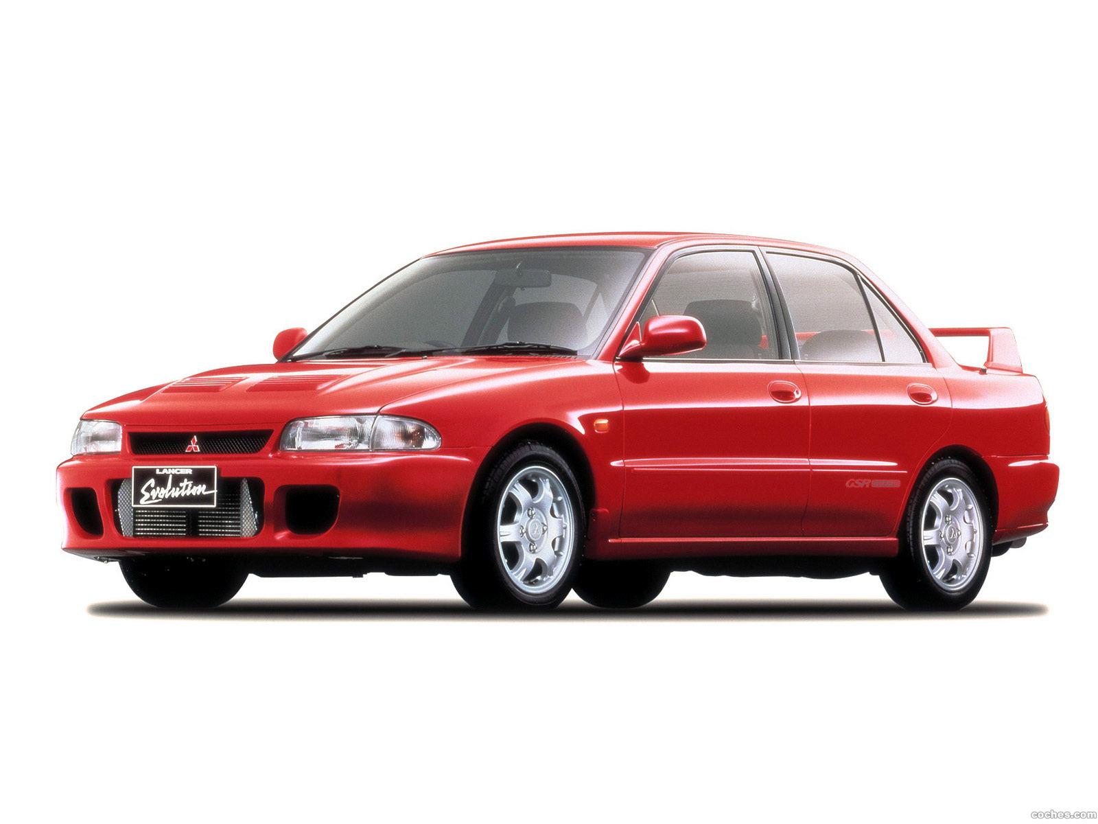 Foto 0 de Mitsubishi Lancer Evolution I 1992