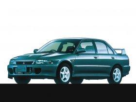 Ver foto 2 de Mitsubishi Lancer Evolution II 1994