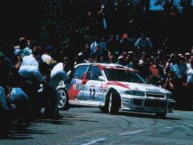 Ver foto 4 de Mitsubishi Lancer Evolution II Rally Version 1994