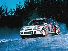 Ver foto 2 de Mitsubishi Lancer Evolution II Rally Version 1994
