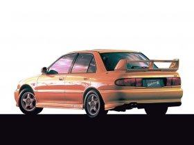 Ver foto 2 de Mitsubishi Lancer Evolution III 1995