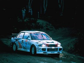 Ver foto 3 de Mitsubishi Lancer Evolution III Rally Version 1995