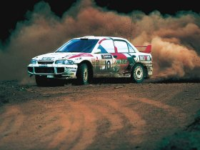 Ver foto 2 de Mitsubishi Lancer Evolution III Rally Version 1995