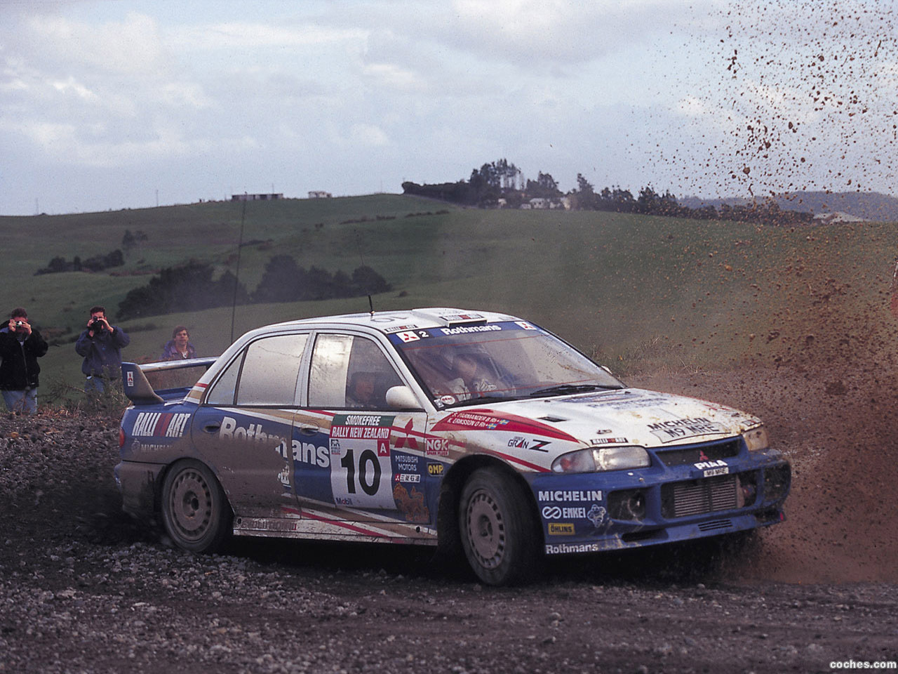 Foto 0 de Mitsubishi Lancer Evolution III Rally Version 1995
