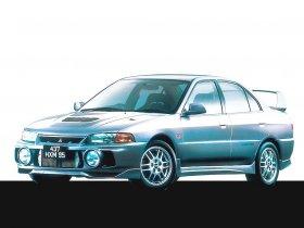 Ver foto 3 de Mitsubishi Lancer Evolution IV 1996