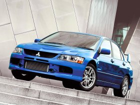 Ver foto 31 de Mitsubishi Lancer Evolution IX 2005