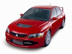 Ver foto 25 de Mitsubishi Lancer Evolution IX 2005