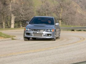 Ver foto 23 de Mitsubishi Lancer Evolution IX 2005