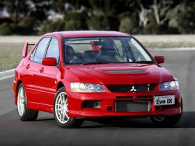 Ver foto 18 de Mitsubishi Lancer Evolution IX 2005