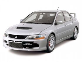 Ver foto 16 de Mitsubishi Lancer Evolution IX 2005