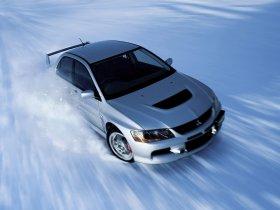 Ver foto 11 de Mitsubishi Lancer Evolution IX 2005