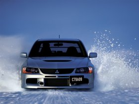 Ver foto 10 de Mitsubishi Lancer Evolution IX 2005