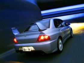 Ver foto 5 de Mitsubishi Lancer Evolution IX 2005