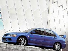 Ver foto 2 de Mitsubishi Lancer Evolution IX 2005