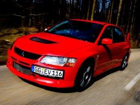 Fotos de Mitsubishi Lancer Evolution IX 2005